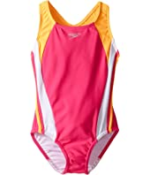 Speedo Kids - Infinity Splice One-Piece Swimsuit (Little Kids)