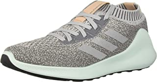 Womens Purebounce- Fabric Low Top Lace Up Running Sneaker