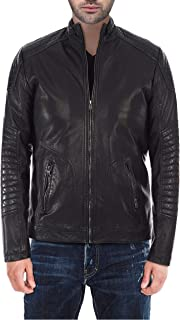 Best leather jacket collar Reviews