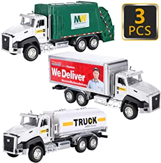 Silver Gray Metanyl 1//36 Scale Sprinter Van Cargo Delivery Truck Model Car Diecast Toy Zinc Alloy Casting Pull Back Friction Powered Vehicles Doors Open Toys for Toddlers Kids Boys Girls Gifts