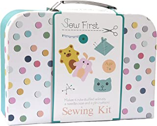Sew First Beginner Sewing Kit For Kids - From