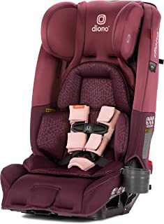 Diono Radian 3RXT All-in-One Convertible Car Seat, Plum