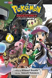 Pokémon Adventures: Black and White, Vol. 8