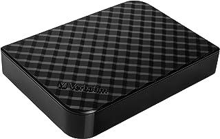 "Verbatim Store 'n' Save externe harde schijf 3,5"" HDD - 4 TB, desktop harde schijf, USB 3.0, supersnelle gegevensoverdrach..."