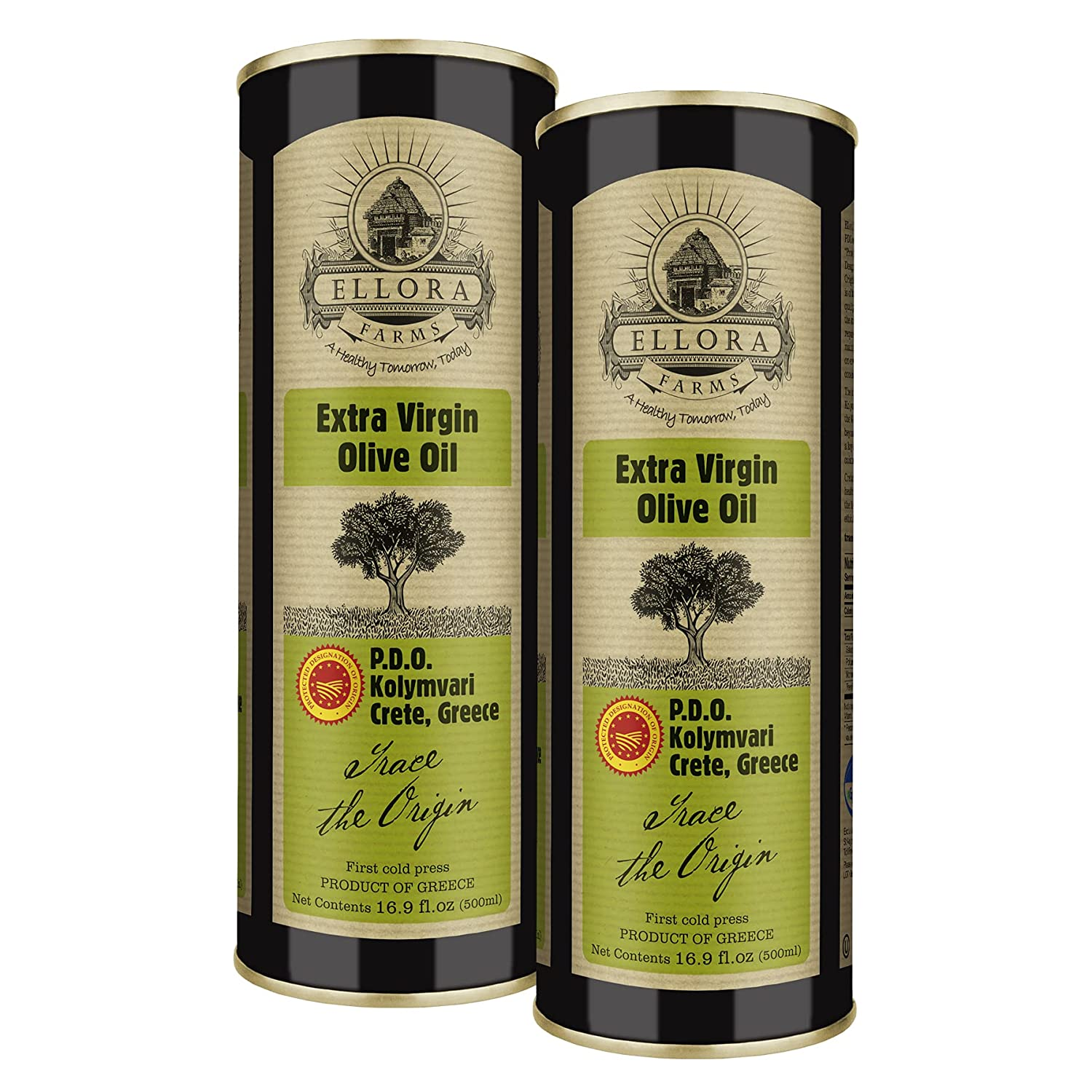 Ellora Farms Gold Award Challenge the lowest price NEW Winning Greek S Oil Extra Olive Virgin