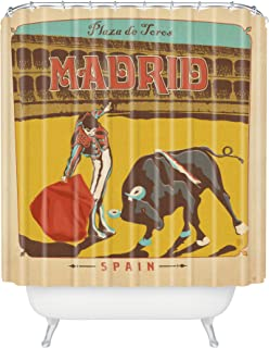 Deny Designs Anderson Design Group Madrid Shower Curtain, 69