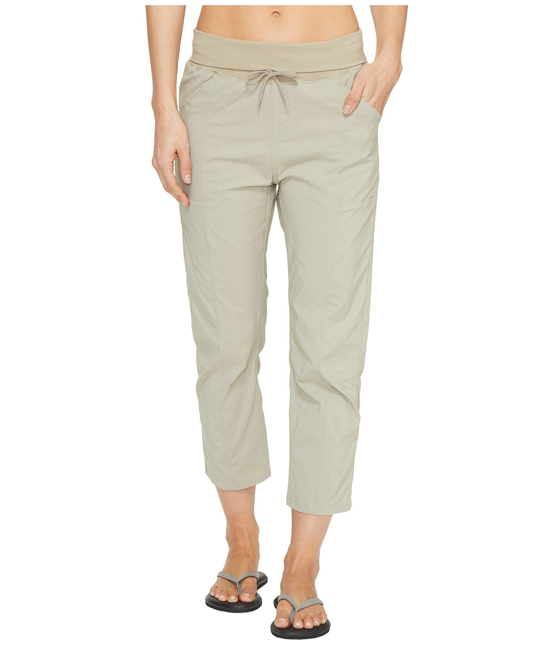 Pantalón para Mujer Woolrich Daring Trail Capris  + Woolrich en VeoyCompro.net