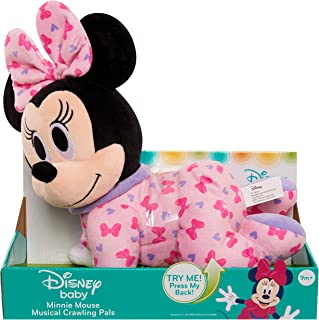 Disney Musical Crawling Minnie Plush