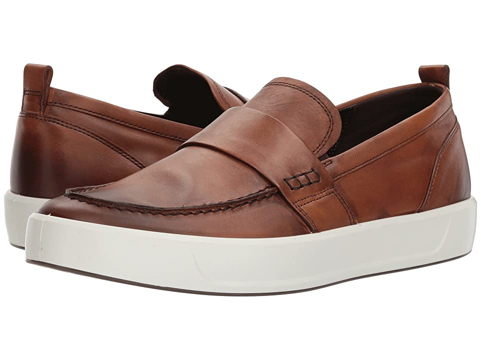 ECCO Soft 8 Loafer (Lion) Men
