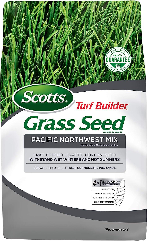 Scotts Turf lowest price Builder Grass Seed - Northwest Mix Nashville-Davidson Mall 3-Pound Pacific