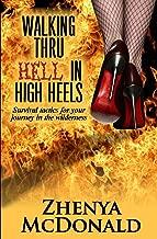 high heels in the wilderness