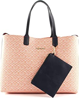 Tommy Hilfiger Iconic Tommy Tote Monogram Island Coral