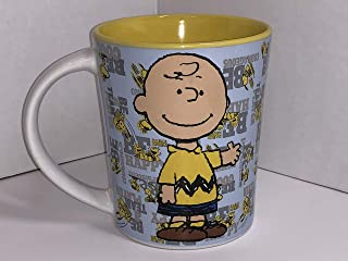 Peanuts; Charlie Brown JUST BE 16 oz. Mug