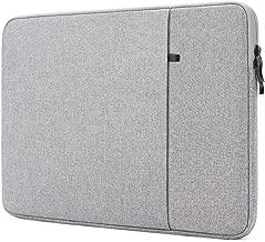 "NIDOO 14 inch Laptop Sleeve case Protective Computer Cover for 14"" Lenovo Chromebook S330 / ThinkPad A485 E490 E495 T490s / 14"" HP ProBook 640 645 G4 / 14"" Dell Inspiron 5480 5481 5482 5490, Grey"