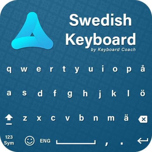 Swedish Keyboard 2019: Swedish Language