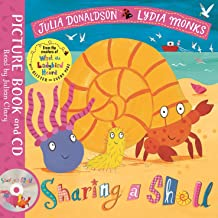 Sharing a Shell: Book and CD Pack