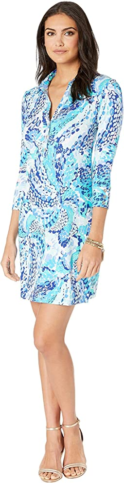 f5ac077a90dc8d Lilly pulitzer krista polo resort white | Shipped Free at Zappos