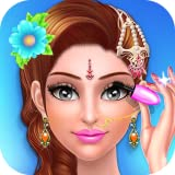 World Fashion Dress-up and Makeup - Play dressing up with women of different world cultures in this free game!