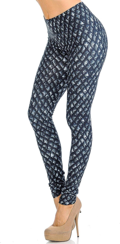 World of Leggings - Creamy Soft Leggings - Premium Women's Leggings & Designs - by USA Fashion