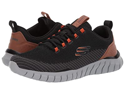 SKECHERS Overhaul Landhedge (Black) Men