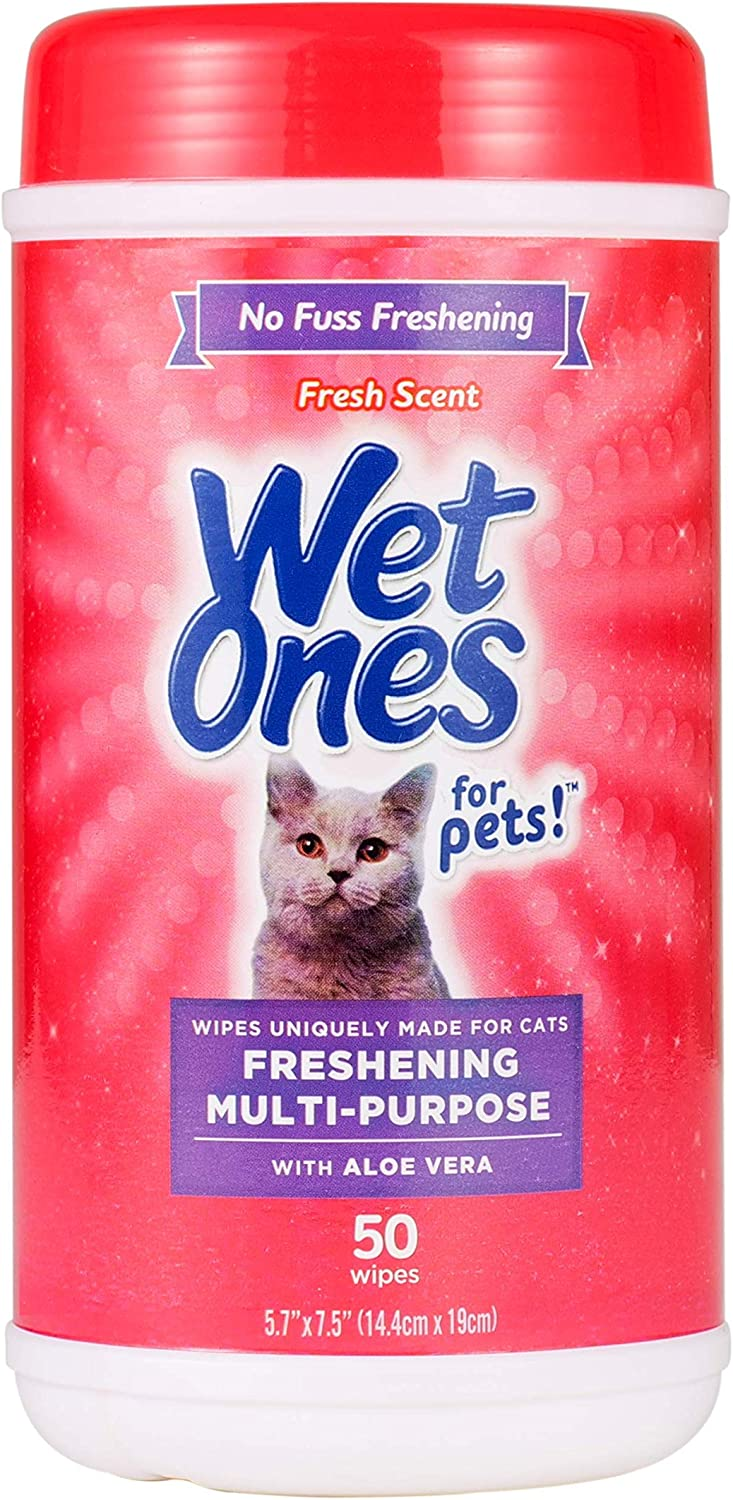 Wet Ones for Pets Freshening Al Wipes Cats Multipurpose With Baltimore Mall sold out.