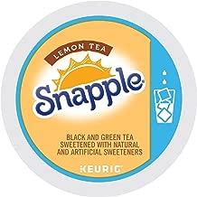 Keurig, Snapple, Lemon Iced Tea, K-Cup packs, 72 Count