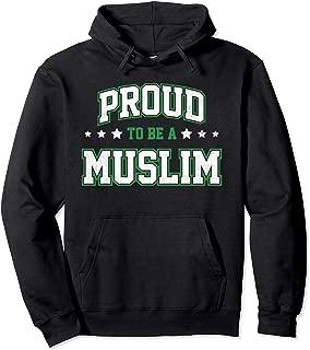 Proud To Be A Muslim Hoodie