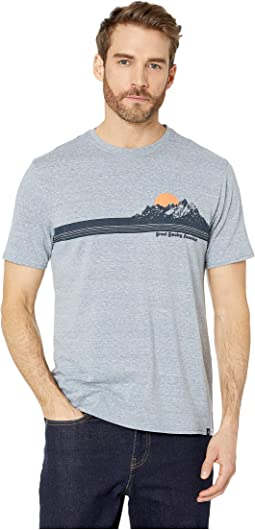 Smoky Mountain Short Sleeve Graphic Tee