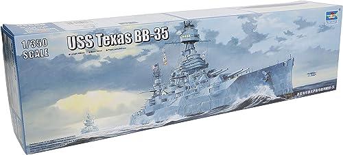 Trumpeter 05340 - Modellbausatz USS New Texas BB-35