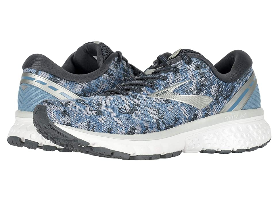 30416a2ce51 Brooks Ghost 11 (Blue Dark Grey Oyster) Women s Running Shoes