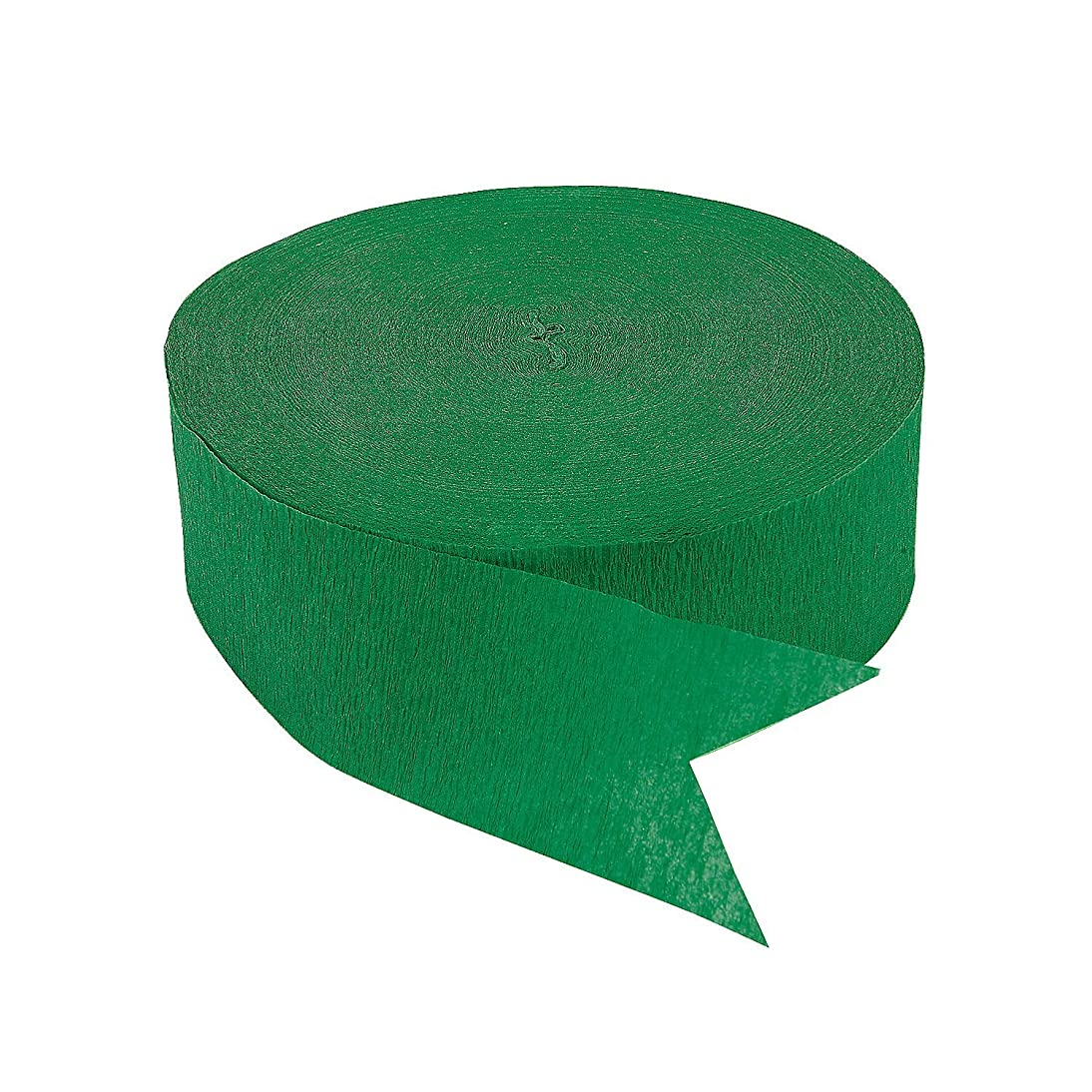 Fun Express Emerald Green Jumbo Streamers (500 ft