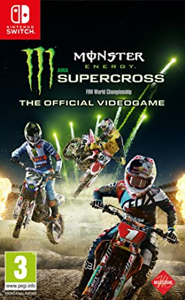 The Official Monster Energy Supercross - Nintendo Switch - Confronta prezzi