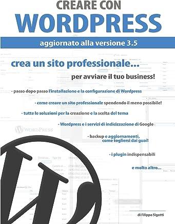 Creare con Wordpress