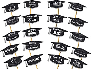 Personalized Graduation Photo Booth Prop, Class of 2019, Size 24x36, University Graduation Party, Graduation Party, Grad Party Props, Handmade DIY Party Supply Photo Booth Props
