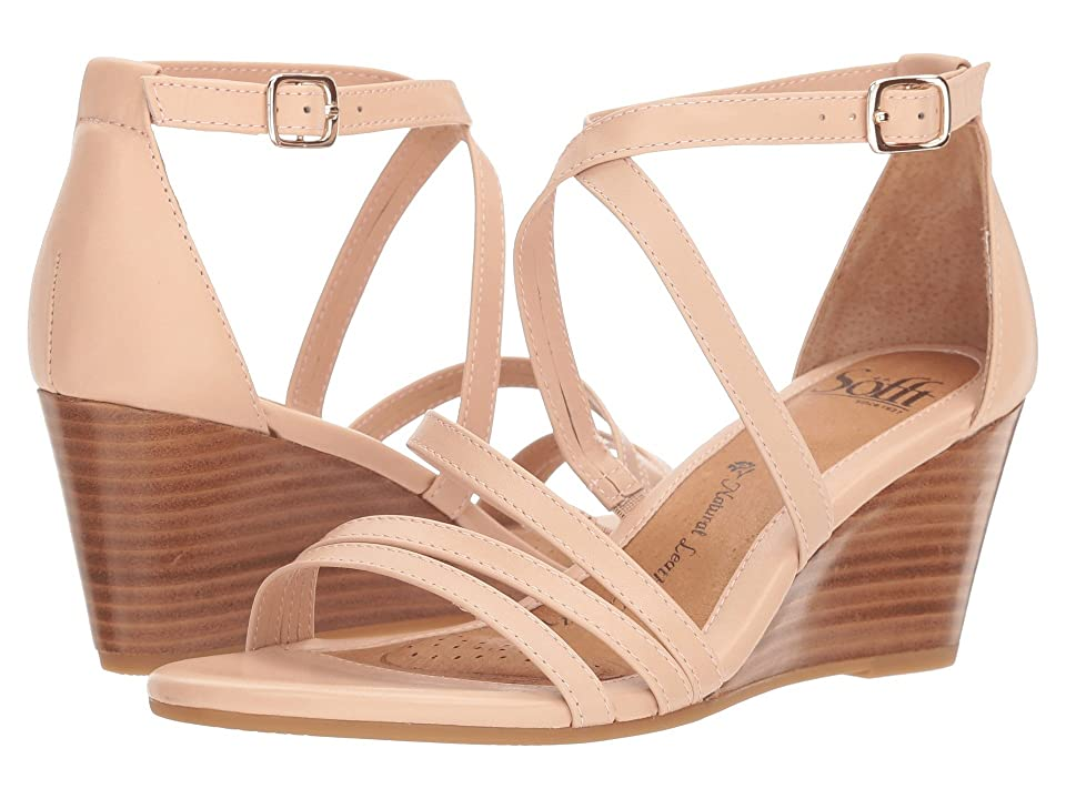 Sofft Mecina (Blush Cow Quilin) Women