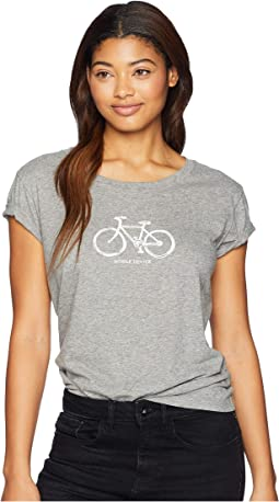 Mobile Device Bike Breezy T-Shirt