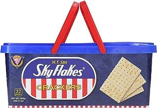 M.Y.San Skyflakes Crackers In Tub, 800 gm