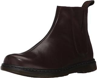 Dr. Martens Women's Noelle Dark Brown Chelsea Boot