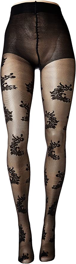 Feathers Sheer Tights