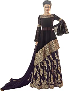 Amazon in: Sharara - Dress Material / Ethnic Wear: Clothing