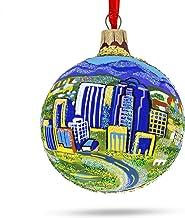 BestPysanky Tucson, Arizona Glass Ball Christmas Ornament
