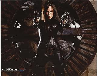 G.I. Joe: The Rise of Cobra Sienna Miller 8x10 Photo