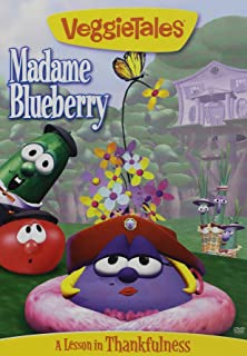 Veggie Tales: Madame Blueberry