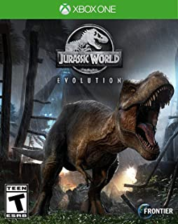 Jurassic World Evolution for Xbox One - Xbox One Edition