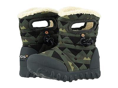 Bogs Kids B Moc Mountain (Toddler/Little Kid) (Green Multi) Kids Shoes