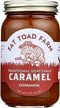 Fat Toad Farm, Sauce Goat Caramel Cinnamon, 8 Ounce