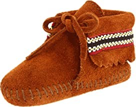 f4668c82feb3 Dr. Martens Kid s Collection Auburn Lace Bootie (Infant Toddler) at ...