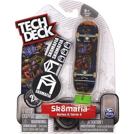 Tech Deck Sk8mafia Skateboards Series 8 Jimmy Cao Fingerboard