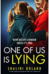 One of Us Is Lying: A totally gripping psychological thriller with a brilliant twist (English Edition) Format Kindle