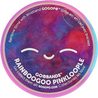 GOOBANDS Rainbooogoo Rainbow Slime and Wristband Lucky Dip